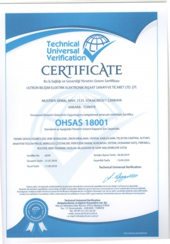 ISO OHSAS